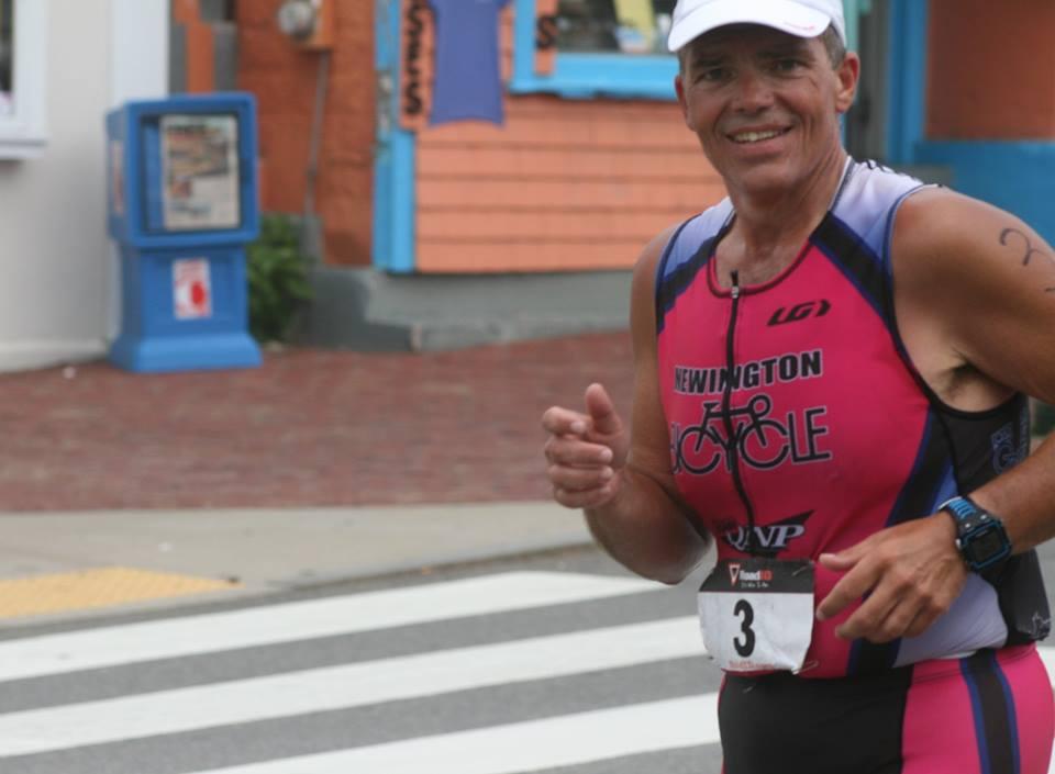 Dennis Bosse - Vineyard triathlon 70.3