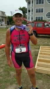 Dennis Bosse - Ironman story - Vineyard 70.3 triathlon 250 x 440