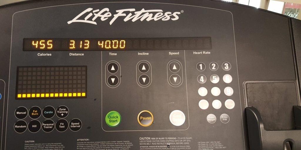 Life Fitness - Smarter Goals - 2016