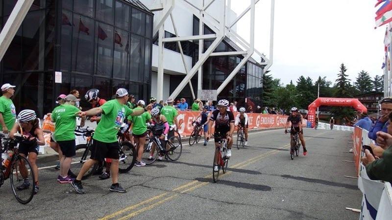 Bike special needs - AKA Nascar pit stop